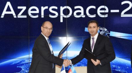 Азербайджанский спутник Azerspace-2 готовится к стартовому запуску