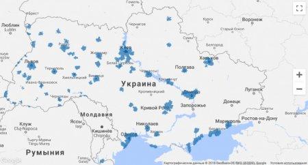«Киевстар» запустил 4G в Запорожье, Чернигове и Нежине