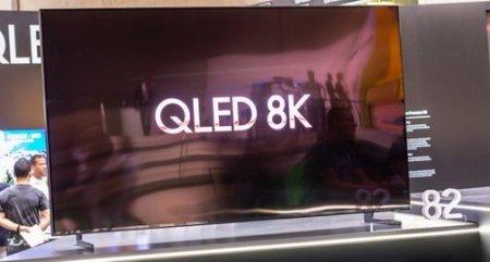 Samsung будет делать 8K-телевизоры в Калужской области