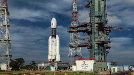 Индия успешно запустила на орбиту новейший спутник связи