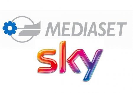 Каналы Mediaset с кодированием для Sky Italia