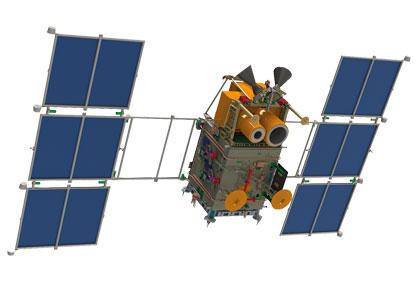 Производитель спутников застрахует их запуск на шесть миллиардов рублей