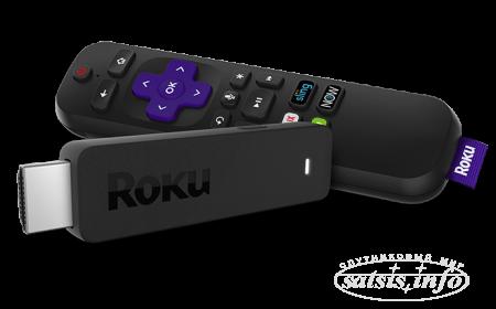 ivi появился в ТВ-приставках Roku для пользователей США