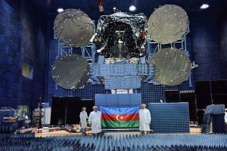 Azerspace-2 готовится к коммерческой эксплуатации