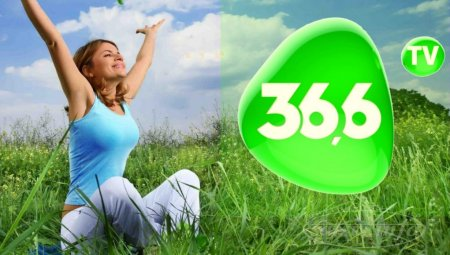 1+1 media стала дистрибутором канала о здоровом образе жизни «36,6 TV»