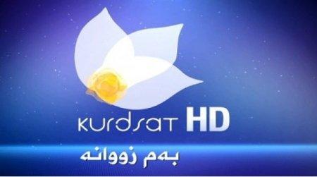 4 курдских HD канала с 13°E