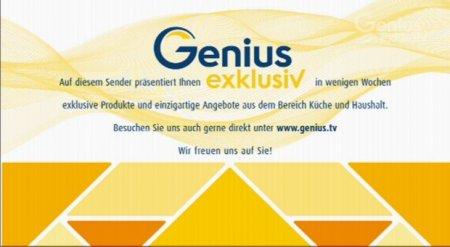 Genius TV с новым каналом Genius Exkluziv