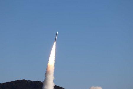Япония запустила компактную ракету