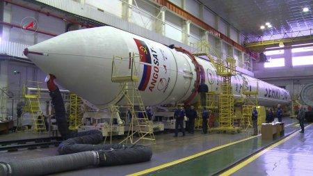 СОГАЗ выплатил страховку в связи с потерей спутника Angosat-1