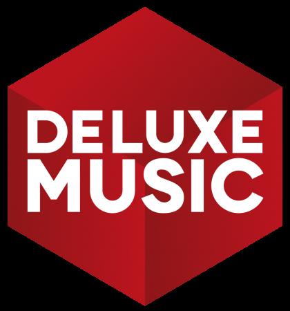 Новый логотип Deluxe Music