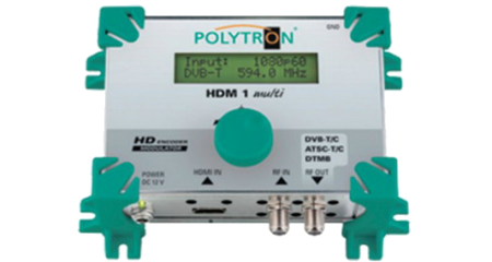 Компания «Инсайд ТВ» начала продажи нового модулятора Polytron HDM 1 multi