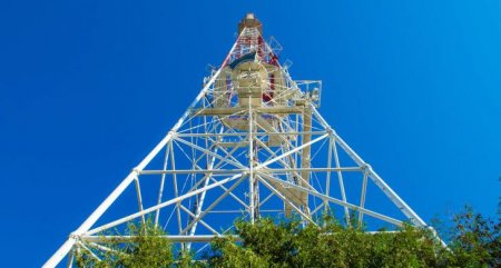В Челябинске прервут теле и радиовещание из-за ремонта телебашни