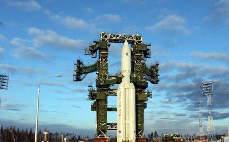 Запуск южнокорейского спутника с помощью ракеты