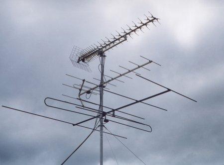 В Смоленской области и Воронеже восстанавливают коллективные антенны