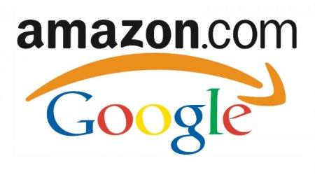 Amazon и Google объявили о техническом партнерстве