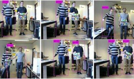 Эксперты смогли обмануть камеру видеонаблюдения с помощью абстрактной картинки