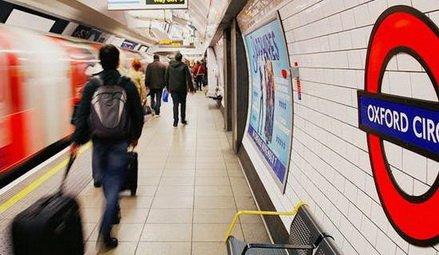 Пассажиры лондонского метро будут отслеживаться по MAC-адресам