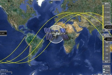 Орбиту МКС скорректируют дважды 15 августа
