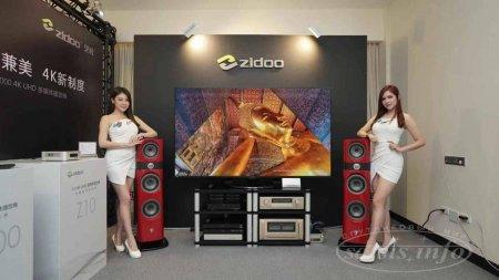 На выставке TAIWAN HI-END SHOW 2019 Zidoo решили представить свои недоделки