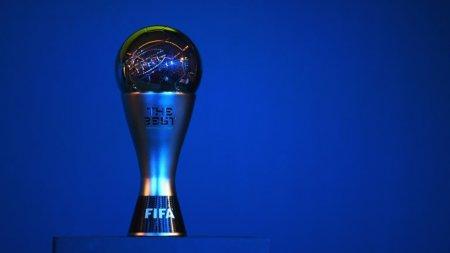 «UA: Первый» покажет церемонию вручения наград Best FIFA Football Awards 2019 из Милана