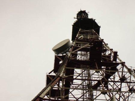 В Томске могут иметь место перебои с вещанием в связи с ремонтом телебашни