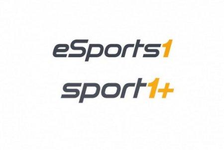 eSports1 HD и Sport1 + HD - два новых спортивных канала на 19,2°E