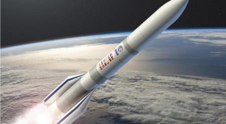 Двигатель европейской ракеты-носителя Ariane 6 прошёл успешное тестирование