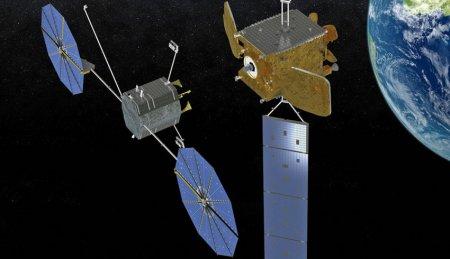 Запущенный Россией американский спутник будет обслуживать другие аппараты
