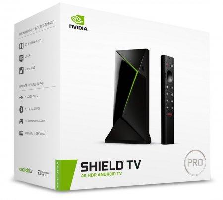 Nvidia представила новые Shield TV и Shield TV Pro
