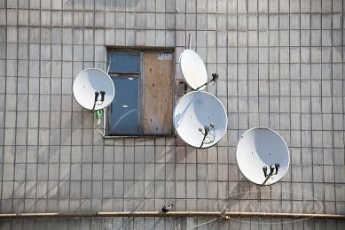 Когда погаснет телевизор. Что делать владельцам спутниковых тарелок?