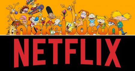 Netflix и студия Nickelodeon заключили контракт на производство контента