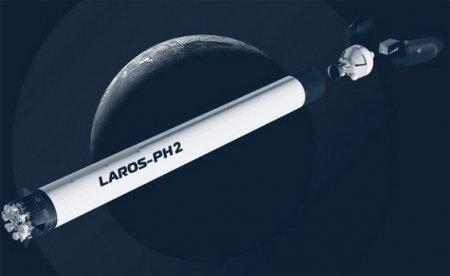 Российская компания Laros хочет создать двигатель для орбитальной ракеты-носителя