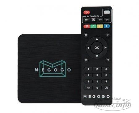 Медиасервис MEGOGO представил новую приставку MEGOGO BOX