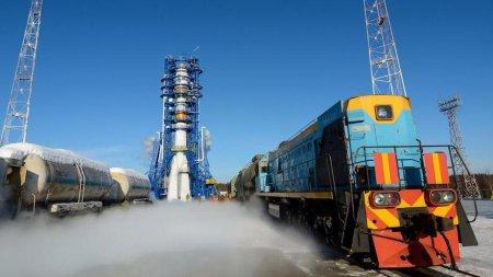 Ступень советской ракеты-носителя