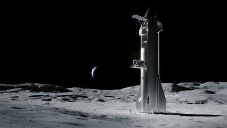 Третий прототип Starship компании SpaceX взорвался во время испытания