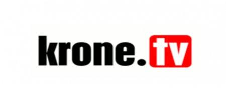 Krone TV перед запуском на спутнике Astra