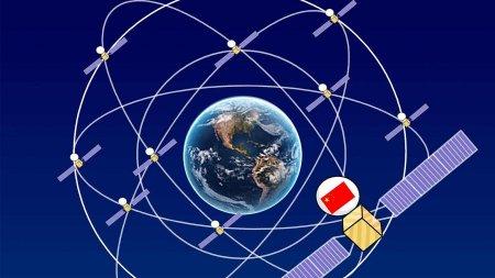 Китай в мае завершит формирование группы спутников навигационной системы Beidou-3