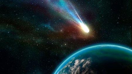 27 мая россияне смогут увидеть комету Лебедь