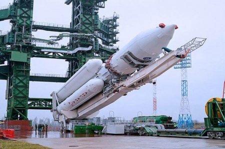 Началось производство ракеты