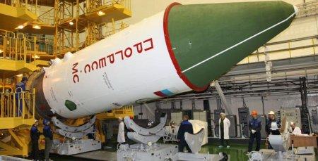 Грузовой корабль «Прогресс МС-15» допущен к заправке