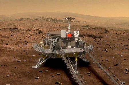 Китайский зонд для исследования Марса