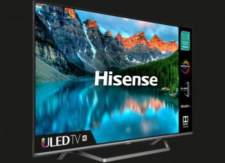Премиальные телевизоры Hisense U7QF вскоре появятся в России