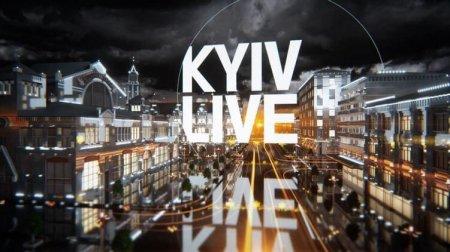 Телеканал Kyiv.Live начал вещание