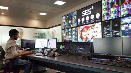 SES открывает Stockley Park для телекомпаний