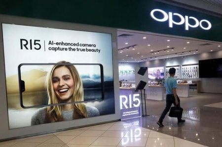 OPPO представит свои первые смарт-телевизоры в октябре