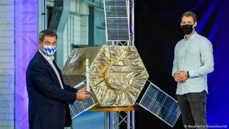 Германия намерена построить космодром на гигантской отмели в Северном море