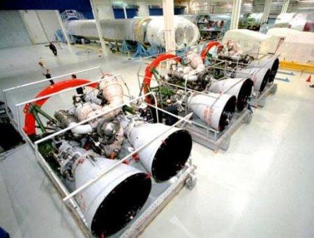 Американская компания собрала первый ракетный двигатель AR1 на замену российского РД-180