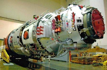 На космодроме Байконур продолжаются испытания модуля «Наука»