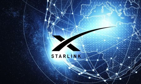 Очередной спутник Starlink сошёл с орбиты