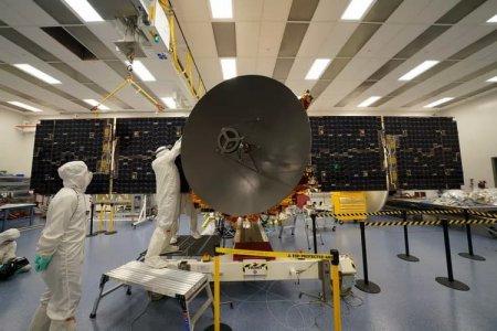 Арабский космический аппарат «Надежда» скоро выйдет на орбиту Марса